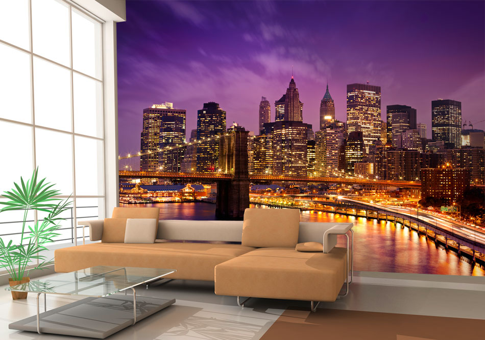 fototapete new york fototapete penthouse 368x254 new york loft in manhattan fototapete new